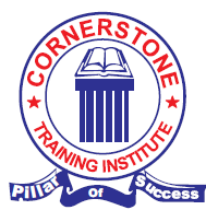 Cornerstone Training Institute