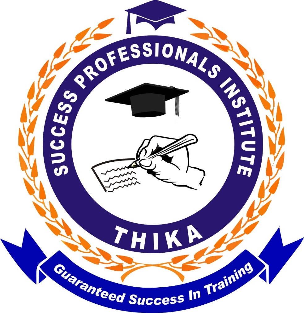 Success Professionals Institute Thika