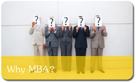 Why do an MBA